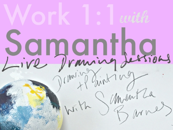 Work 1 and 1 with Samantha Barnes