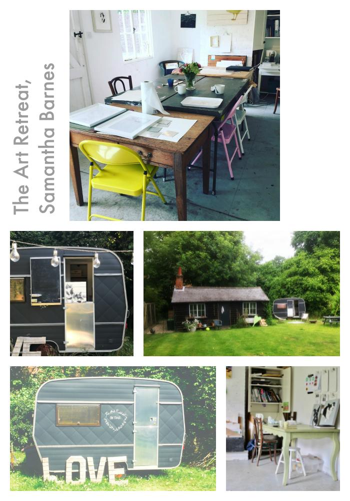 The Art Retreat, Woodbridge, Suffolk