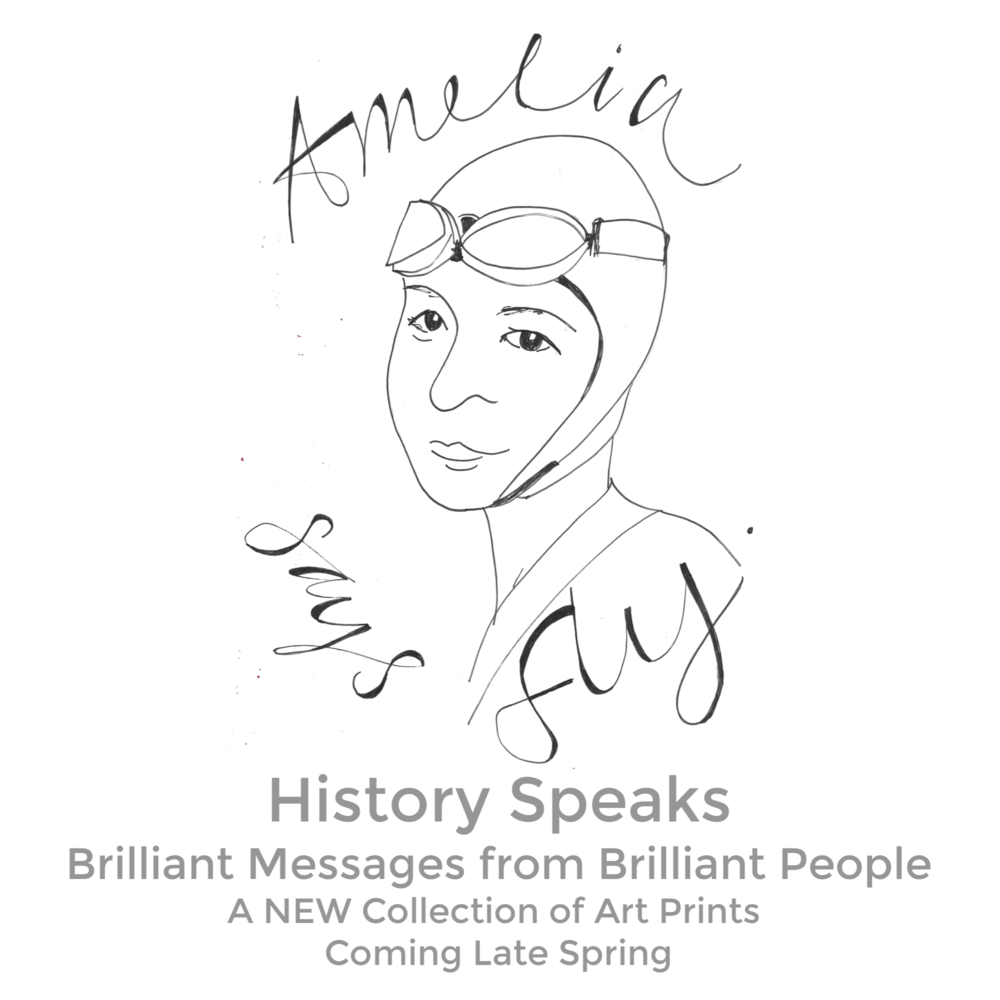 History Speaks, A new collection of work by Samantha Barnes Artist