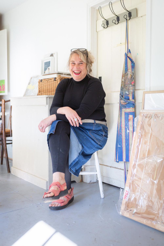 Samantha Barnes Artist, BloomCreatively Blog