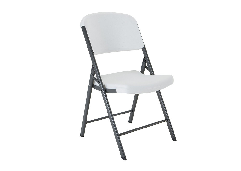 Heavy Duty Ivory Chairs • $2.50