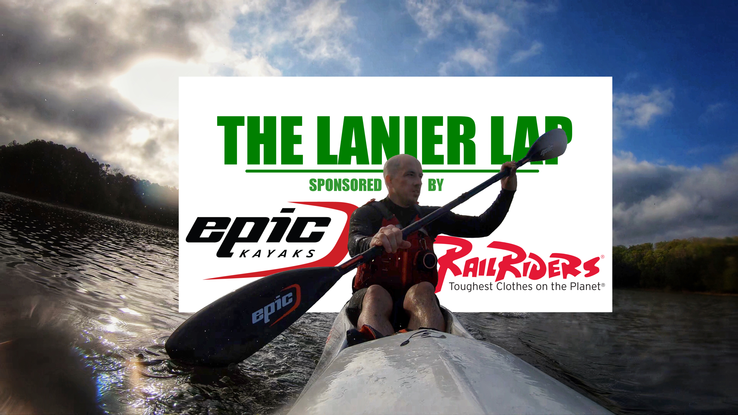 The Lanier Lap — Joshua Forester