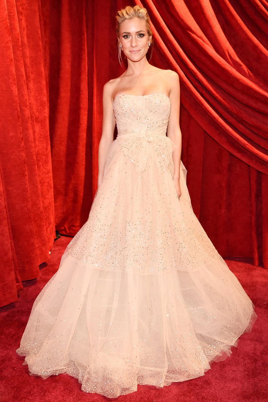Kristin Cavallari on the Oscars red carpet