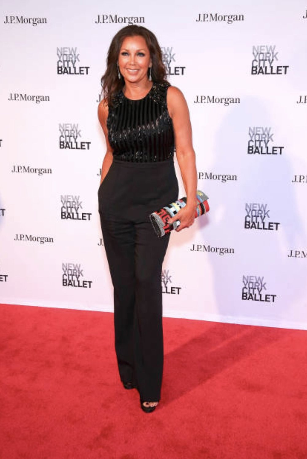 Vanessa Williams attends New York City Ballet 2018 Spring Gala at Lincoln Center.