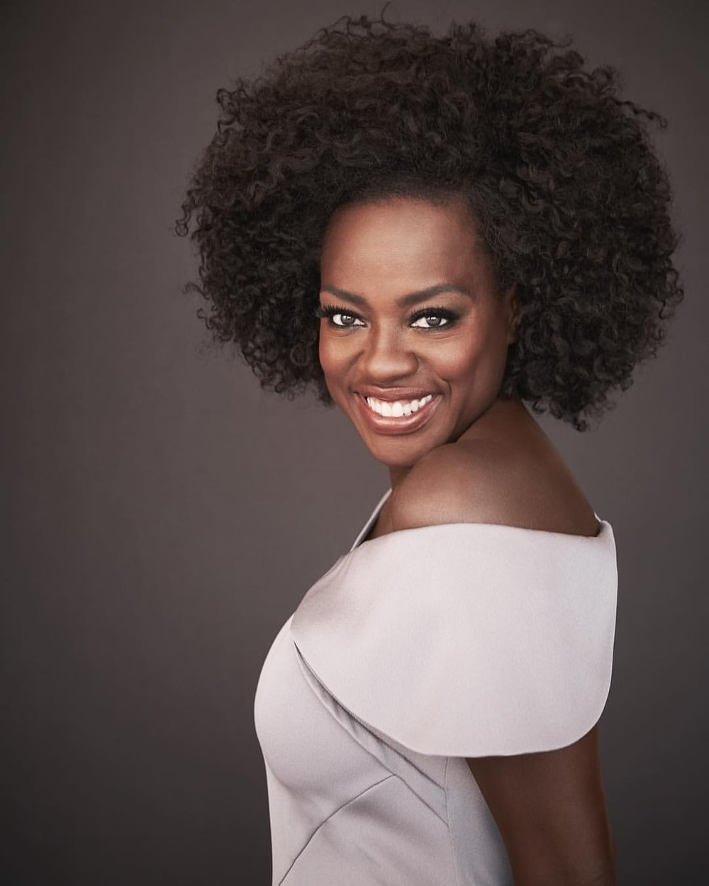"""Actress Viola Davis Photographed by John Russo for the promotion of her latest film """"Widows"""""""