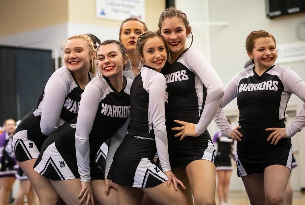 Lutheran_Westland_Cheer_Cheerleaders