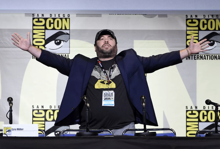 Dan Fogler at San Diego Comic Con