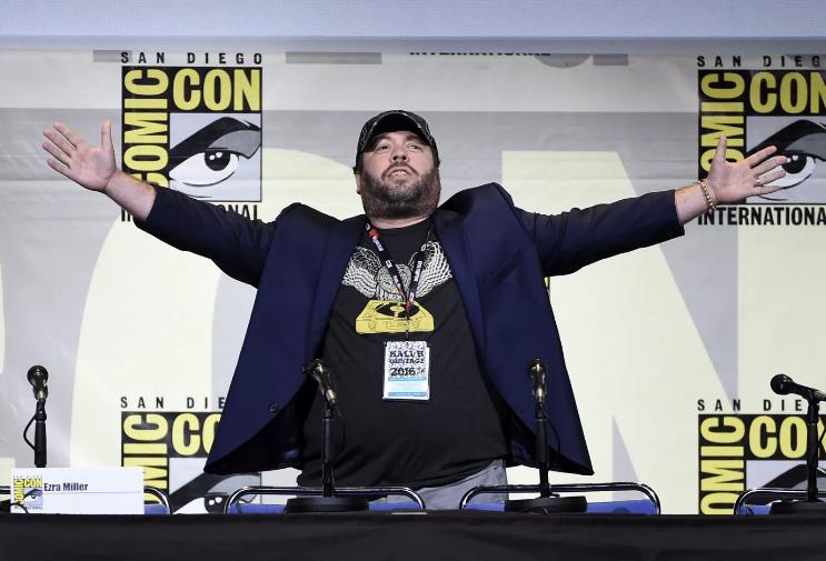 Dan Fogler at San Diego Comic Con