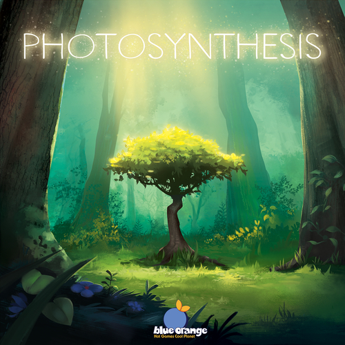 5) Photosynthesis - An abstract family game with great components! Build trees and impact the growth of other plants.Current BGG Rating: 7.5