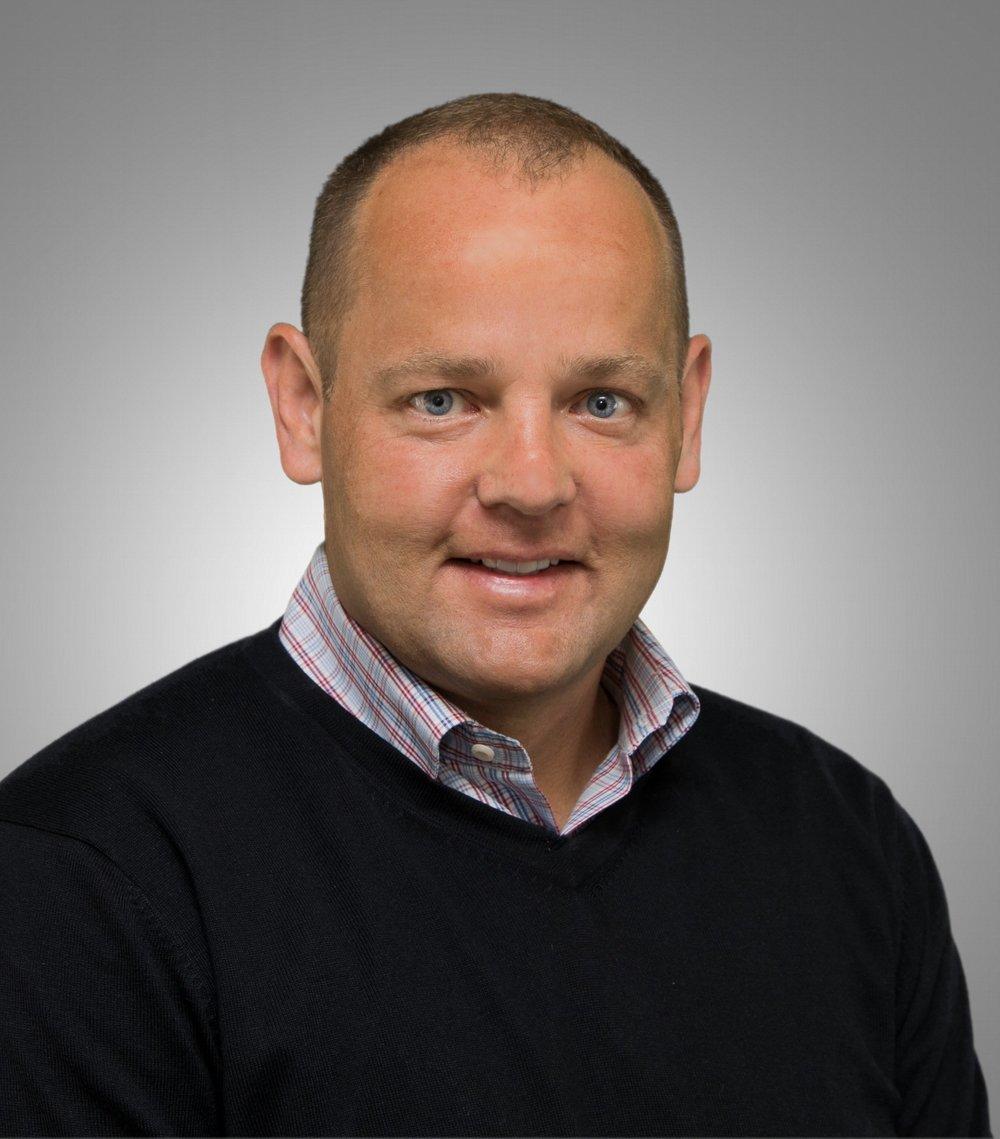 Aaron Pitts, senior managing director for healthcare at JobsOhio.