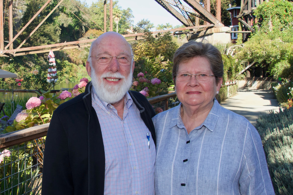 Nels and Susan Westman