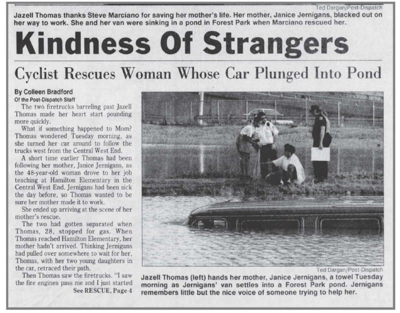 1997 - The St. Louis Post Dispatch
