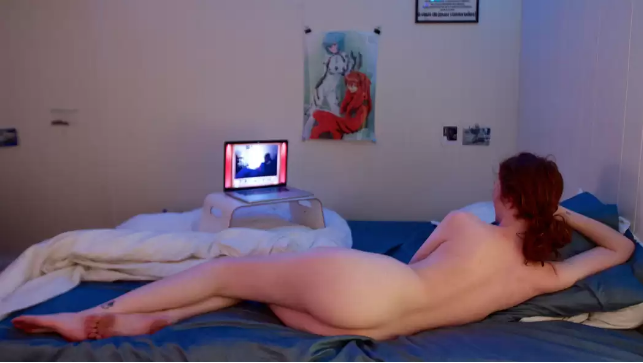 Figure 9: Audrey Wollen, Untitled reclining nude, part of the Repetition series, 2015.