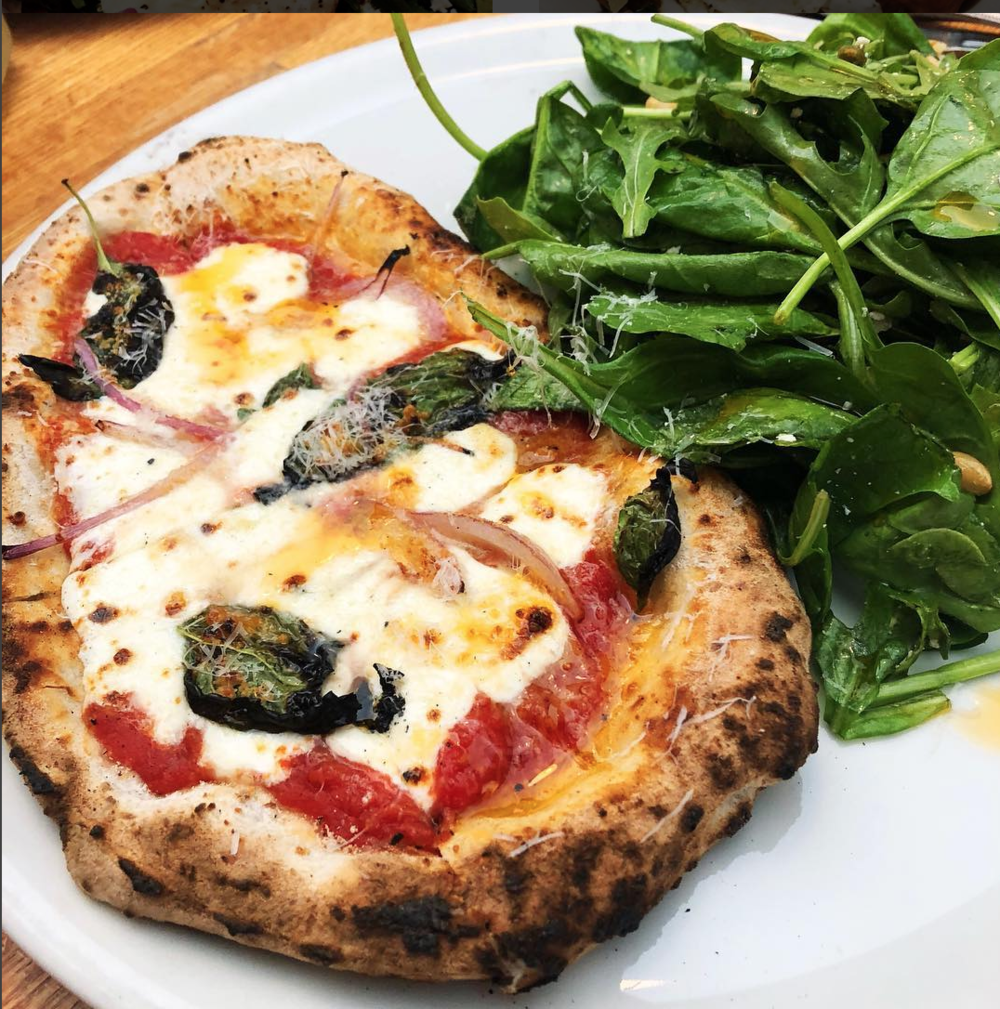 Lunch special via Pizzeria Gusto