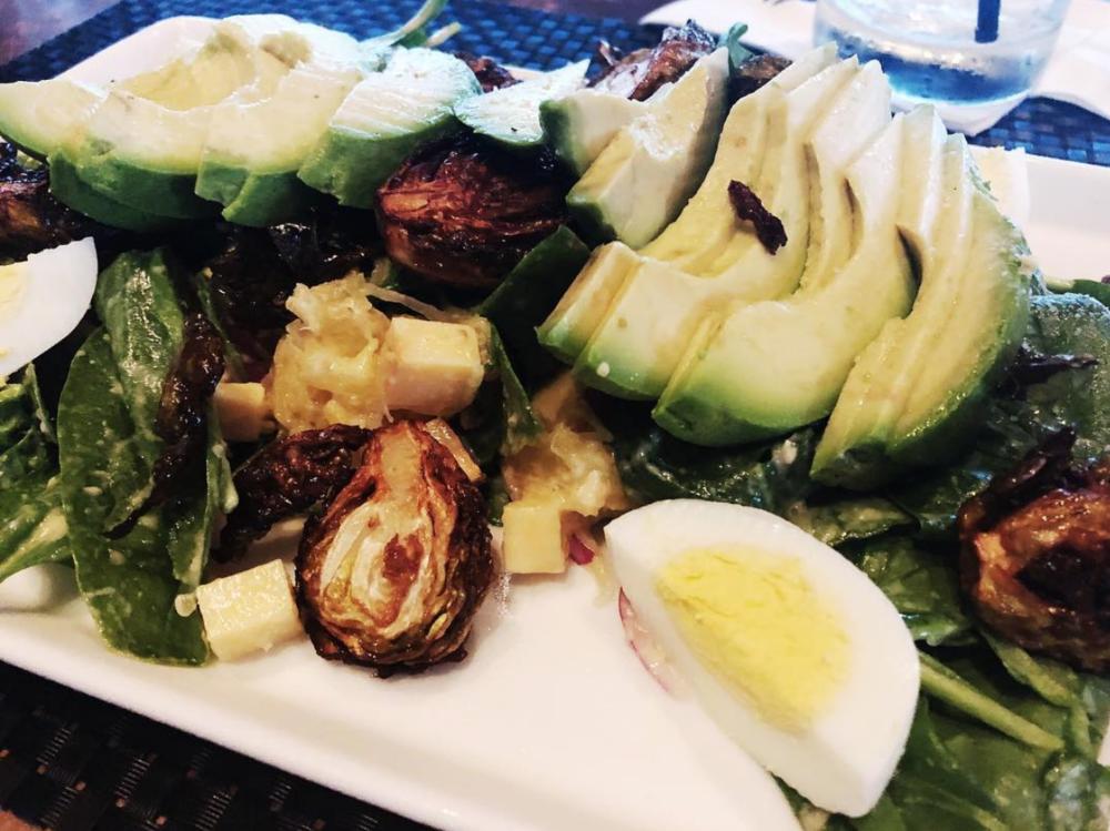 Holy crap guys...this salad...