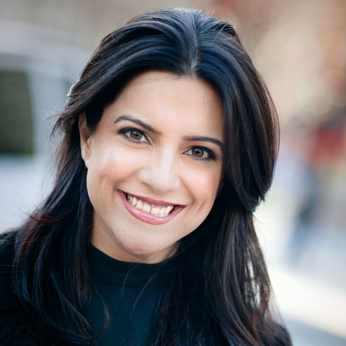 Reshma Saujani, Founder and CEO, Girls Who Code