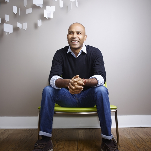 Ragy Thomas, Founder and CEO, Sprinklr