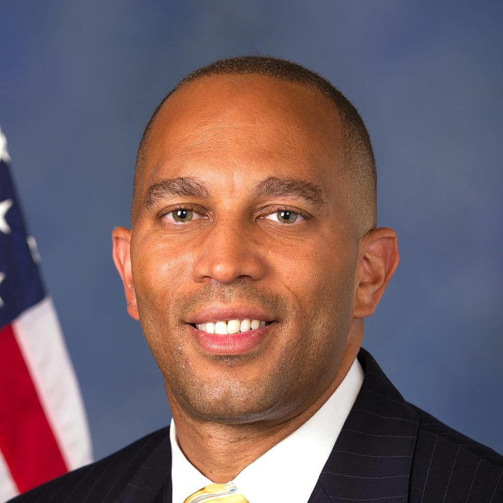 U.S. Congressman Hakeem Jefferies