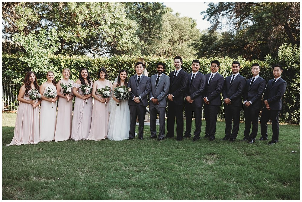 Bridal Party Photos.