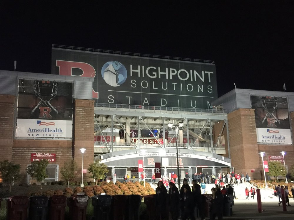 AmeriHealth New Jersey – Rutgers Football Sponsorship