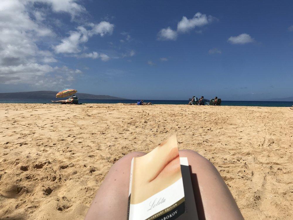 Big Beach at Wailea