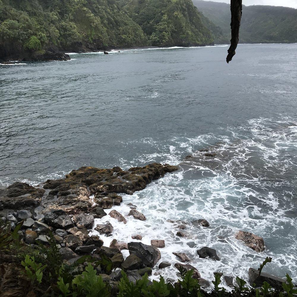 Road to Hana: Hana, Maui
