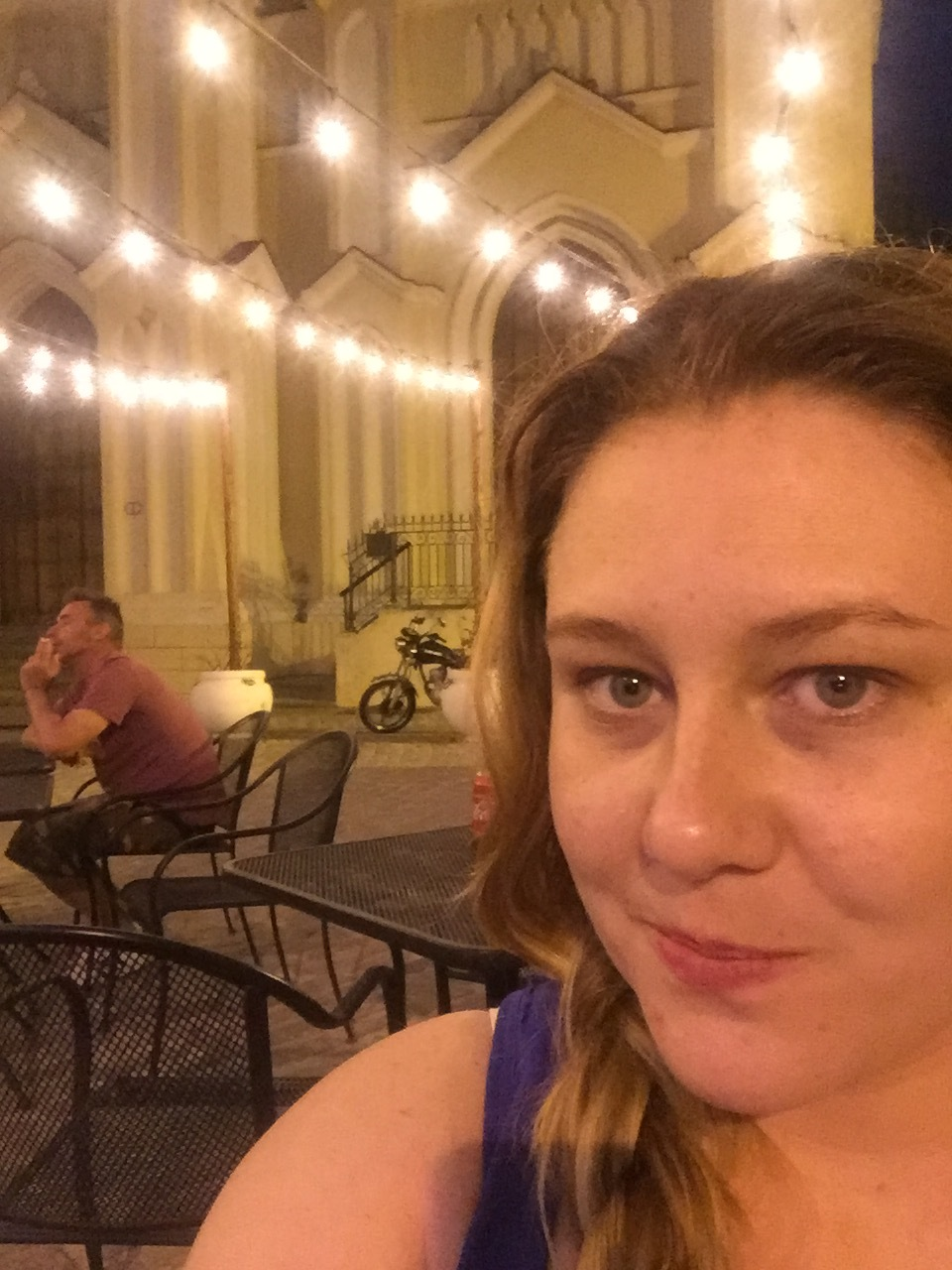 Night out in Old Havana