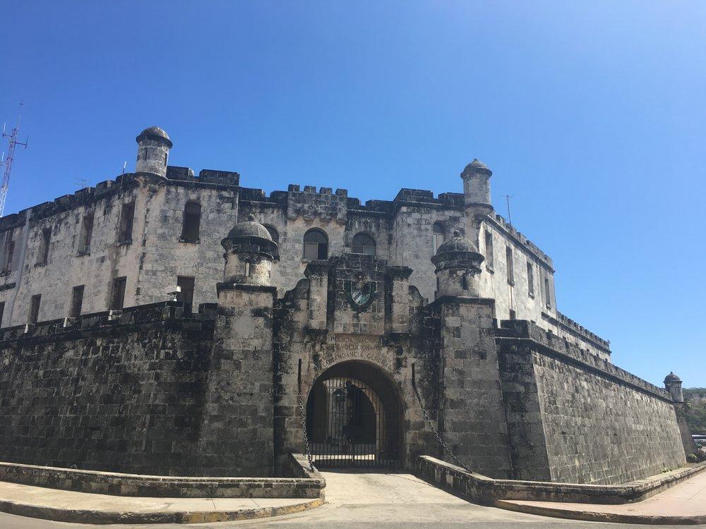 Entrance to Morro Castle