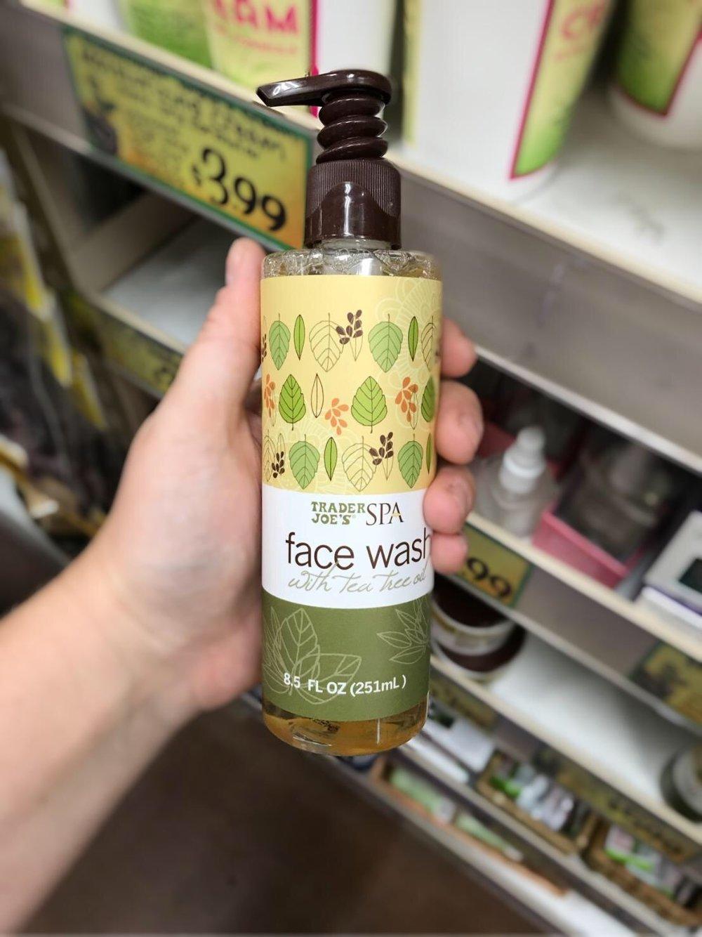 trader joe's tea tree oil Face Wash.jpg