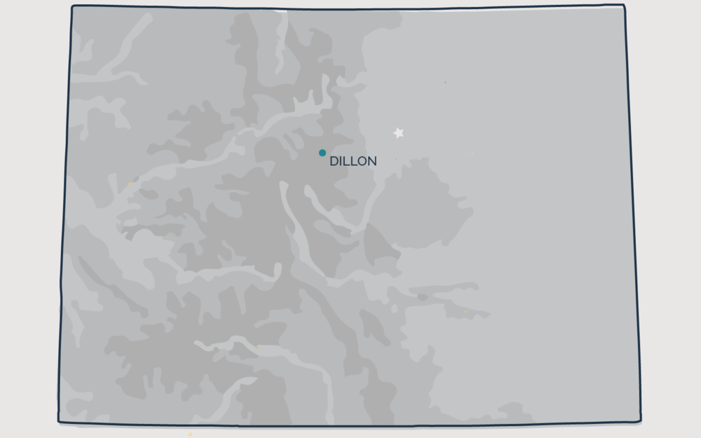 DILLON, Colorado - Your health and satisfaction are important to us. We are located in Littleton, Colorado and are pleased to provide our professional, honest, and affordable radon testing and mitigation services to happy and satisfied customers all along the front range of our beautiful State of Colorado.