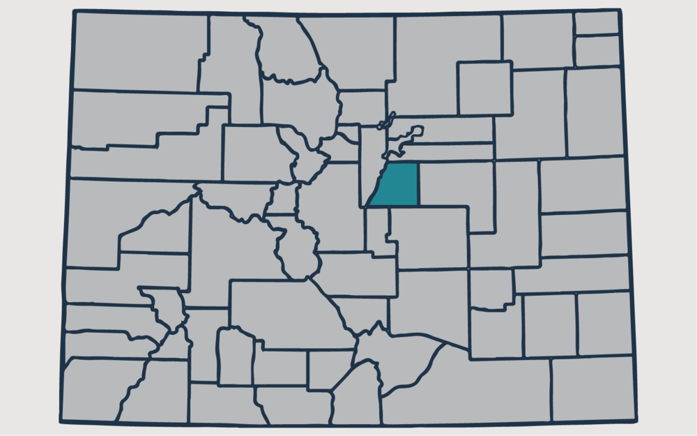 DOUGLAS COUNTY, Colorado - Your health and satisfaction are important to us. We are located in Littleton, Colorado and are pleased to provide our professional, honest, and affordable radon testing and mitigation services to happy and satisfied customers all along the front range of our beautiful State of Colorado.