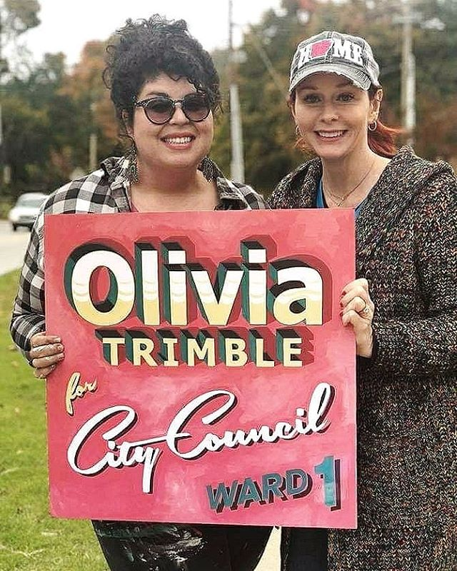 Early voting has begun and we have been having a blast waving to and chatting with voters! There are quite a few volunteers generously donating their time holding signs for me and many other candidates. If you happen to see one of these awesome people, be sure to give them a squeeze! These campaigns take a whole village!
