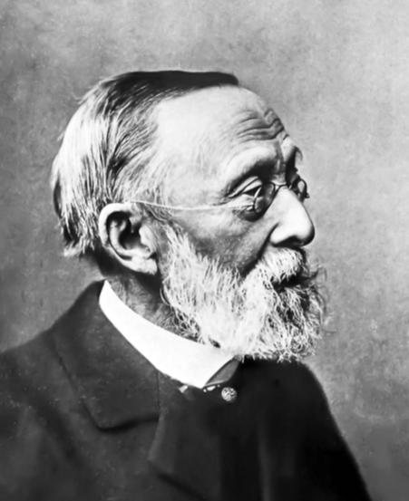 Rudolf Ludwig Carl Virchow, MD