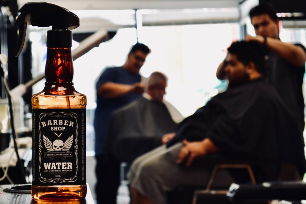 Available Services - - GENTLEMEN'S HAIRCUT- HOT & CUSTOM SHAVES- FADES- BEARDS- BLACK MASK FACIAL