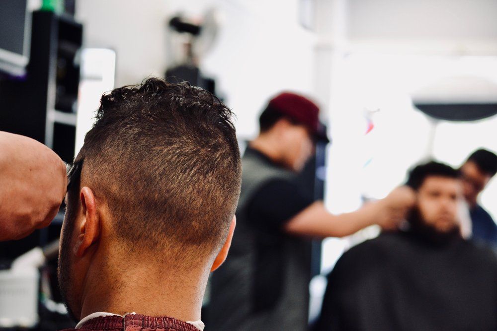 Experienced - We've practiced our craft for years and keep getting better. Whether you're looking for that classic cut or fresh fade, trust your hair in our chair.