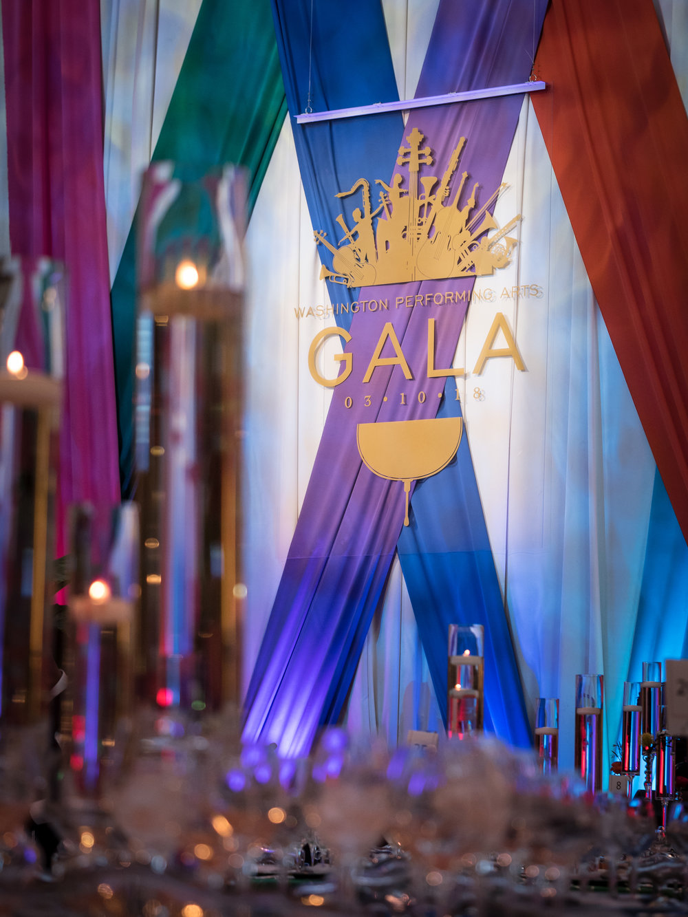 Washington Performing Arts Gala 2018 -