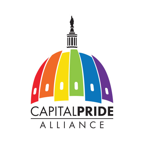 Capital Pride Alliance Logo