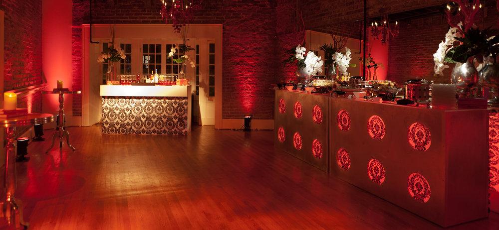Cejas Red Room 2.JPG