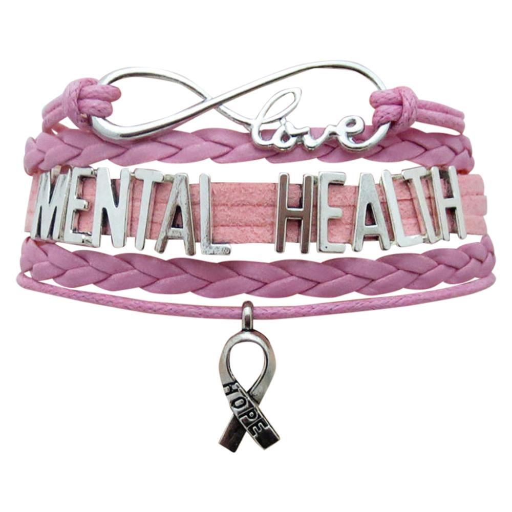 Multi-color bracelets come in Aqua, Pink & Green. 7.99