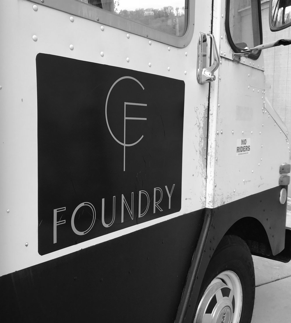 - Originally a bread truck, we offer high quality coffee  and espresso on the move.  Find the espresso truck at various festivals, races, and events throughout Asheville.  When not on the go, we will be parked across from Green Man Brewery at Buxton  Ave and Church St.