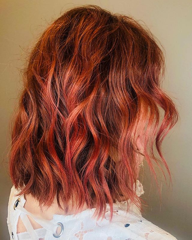 Feeling these fall vibes!🍁 ... .. . #louisvillesalon #louisvillehastylist #hairstylists #hairofinstagram #hairinspo #louisvillehair #louisvillestylist #welovelou #louisvilleky #louisvillelove #louisvillelife #welovelouisville #explorelouisville #louisvillekentucky #keeplouisvillelocal #keeplouisvilleweird #headzsalon #colorproof #louisvillelife #goldwell #goldwellus #goldwellpurepigments #purepigments