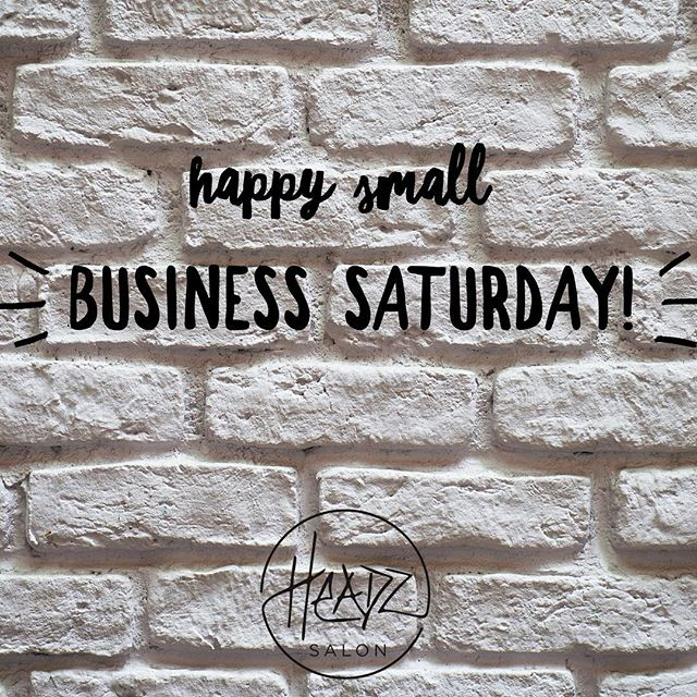 Happy small business Saturday! Don't forget to shop local today! We have all your stocking stuffer and gift card needs! ... .. . #louisvilleky #louisvillesalon #keeplousivillelocal #louisvillelove #louisvillehair #louisvillestylist #hairinspo #smallbusinesssaturday #louisvillesmallbusiness #keeplouisvilleweird