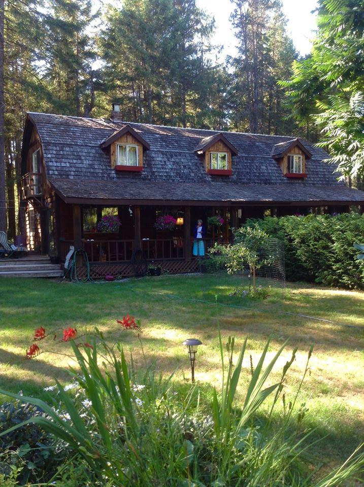 Cedar Song B&B, Errington, Vancouver island