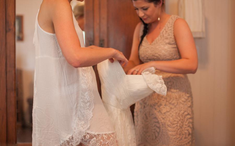 olowalu plantation wedding dress