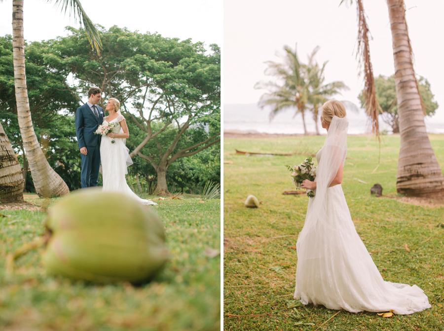 olowalu wedding portraits