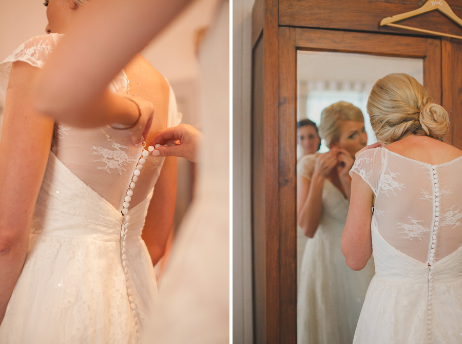 plantation wedding dress