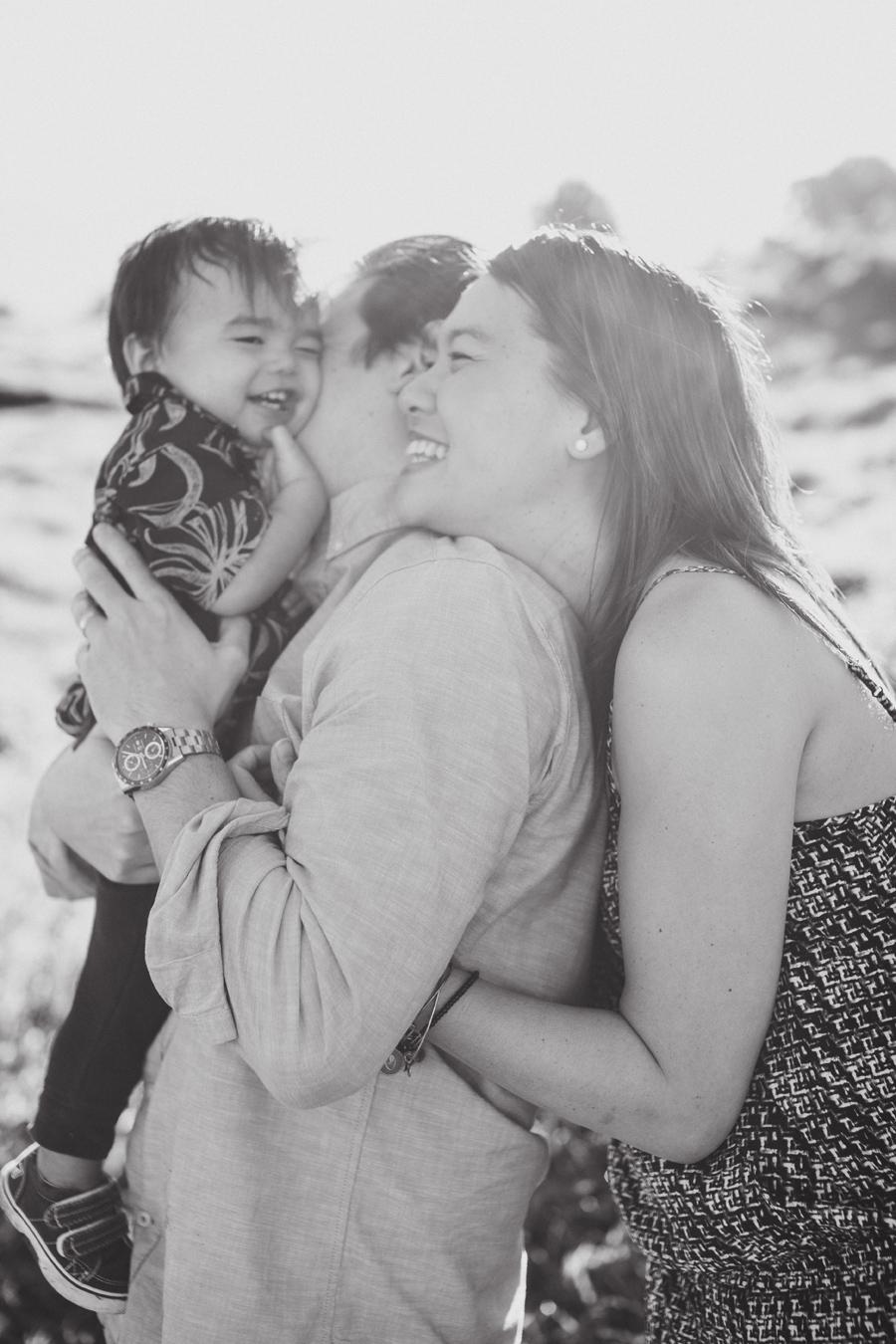 hug maui snuggle family