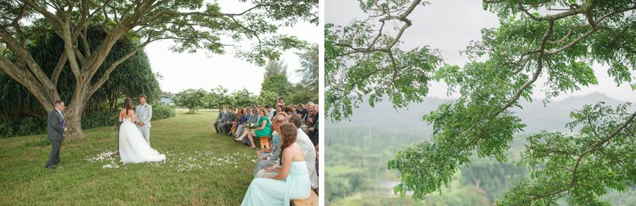 Romantic Kauai Wedding Photography