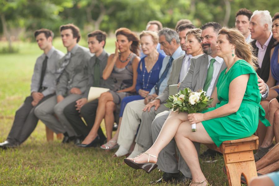 Sweet Kauai Wedding Family