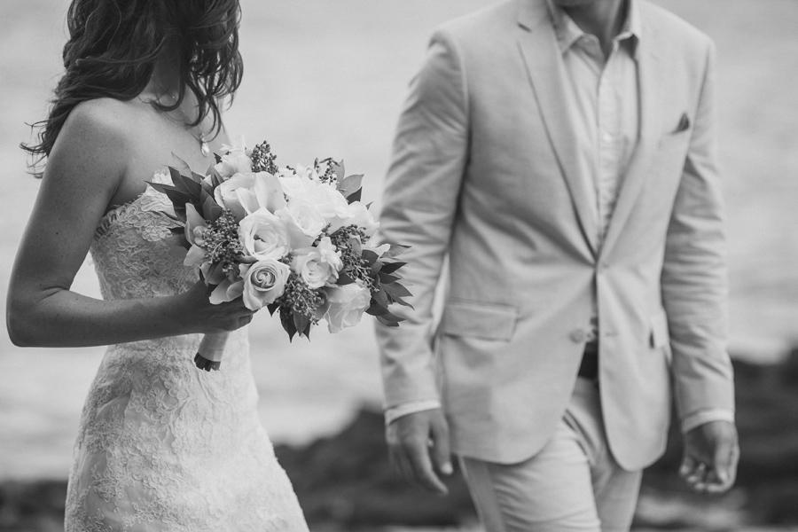 Romantic Kauai Wedding Photographer Kokee Beach